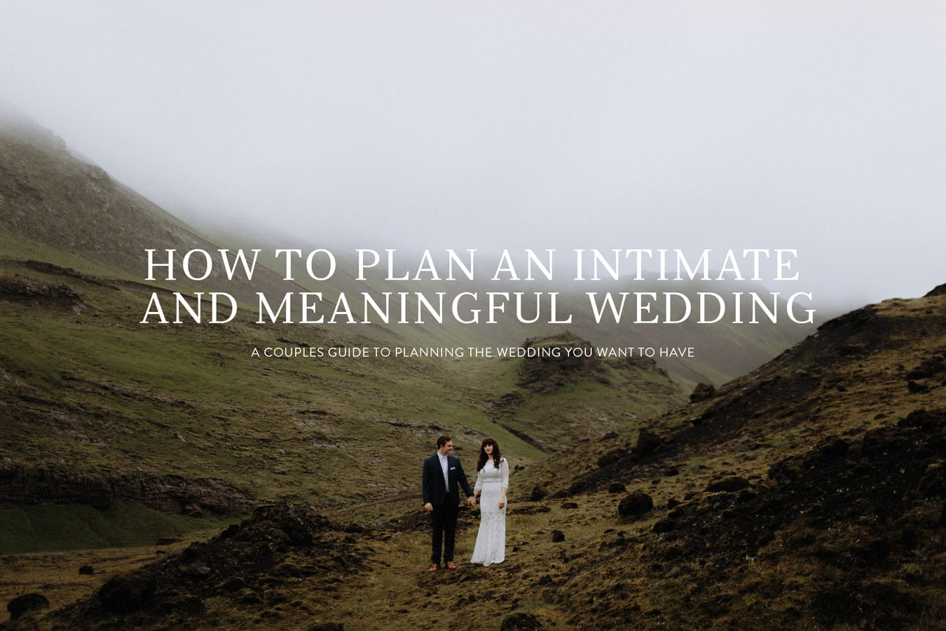 How To Plan an Intimate and Meaningful Wedding by Levi Tijerina