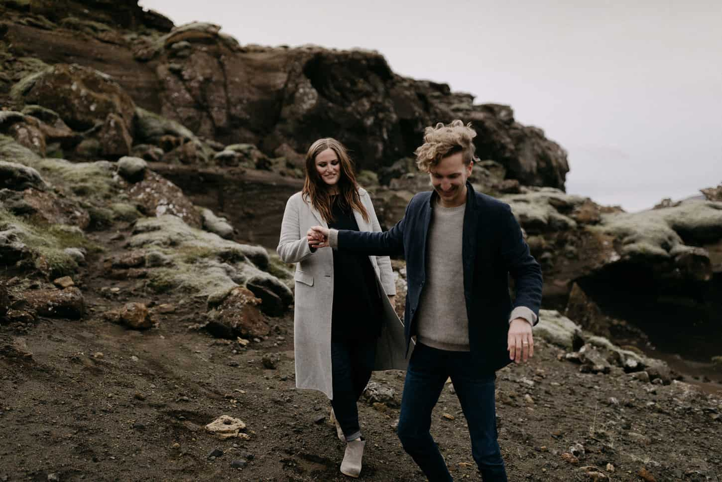 iceland intimate photo session