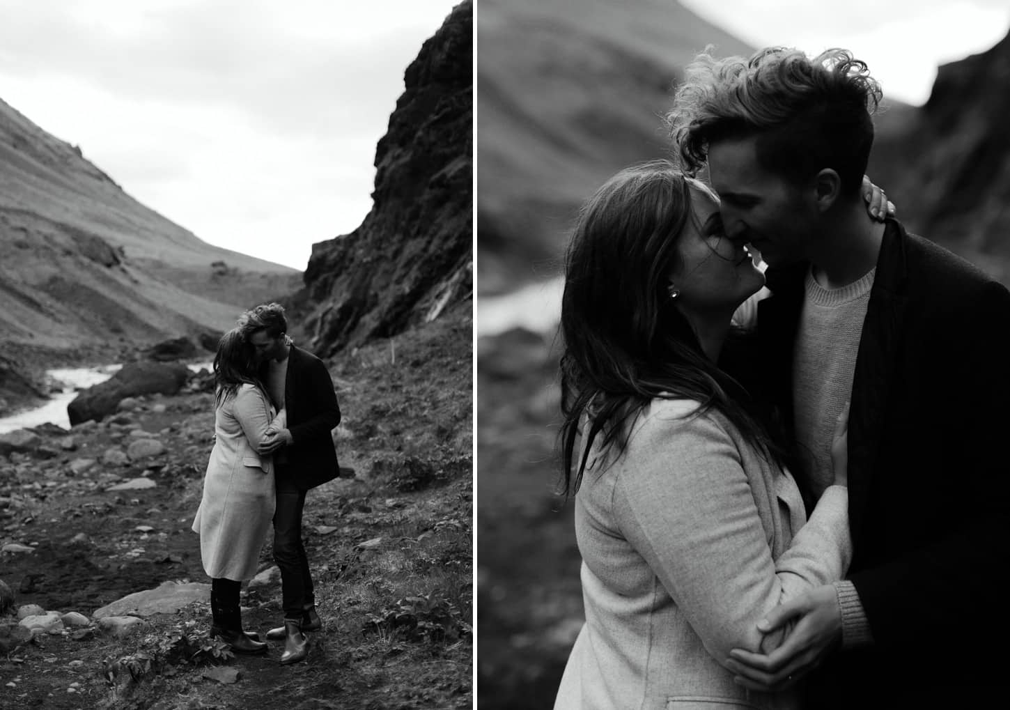 iceland hipster wedding photography