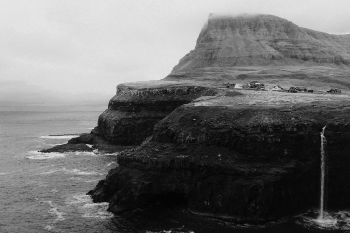 Gasadalur in the Faroe Islands